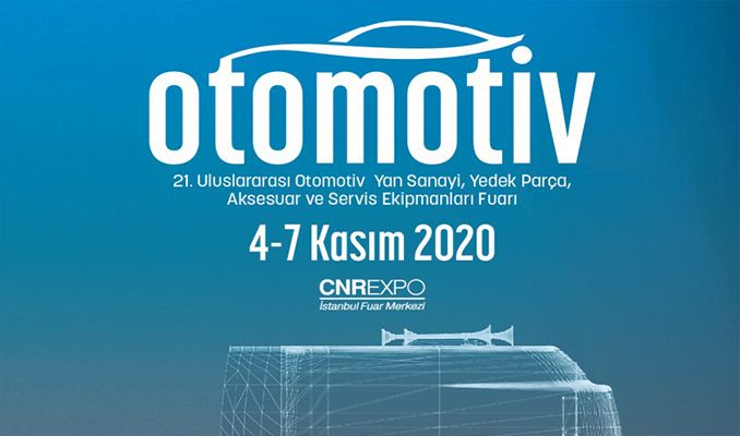 OİB'den CNR Otomotiv 2020 Fuarına destek