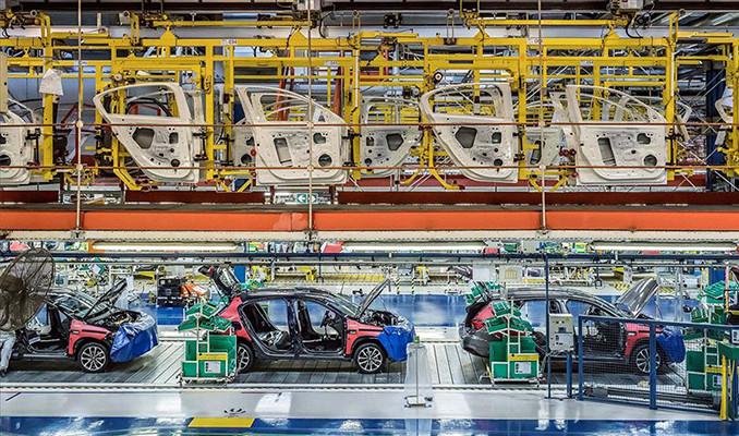 İlk yedi ayda 440 bin 103 adet otomobil üretildi