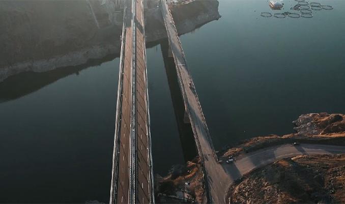 Dünyanın en uzun 4. köprüsü Kömürhan Köprüsü yarın açılıyor