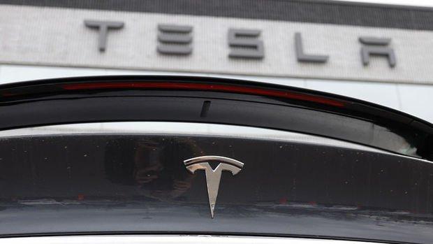'Çin malı' Tesla yollara çıkıyor