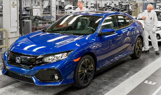 Honda, üretimini durduracak