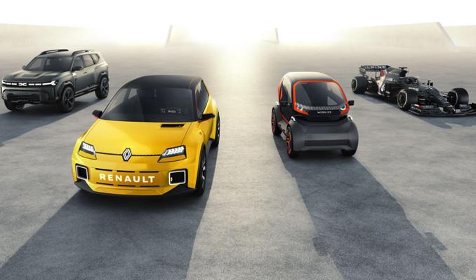 Renault'da yeni dönem