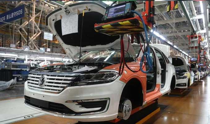 Otomotiv'de üretim yüzde 11, ihracat yüzde 27 azaldı