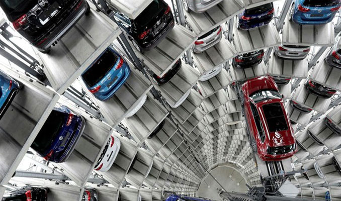 Avrupa otomotiv sektöründe rekor düşüş!