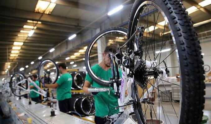 Türkiye'den 50 milyonluk bisiklet ihracatı