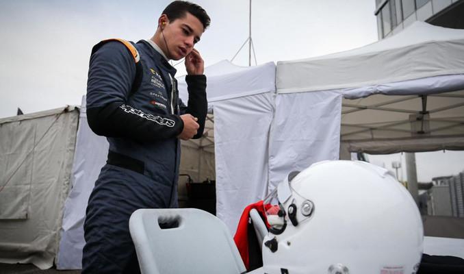 Sanal pist şampiyonu Formula 3'te