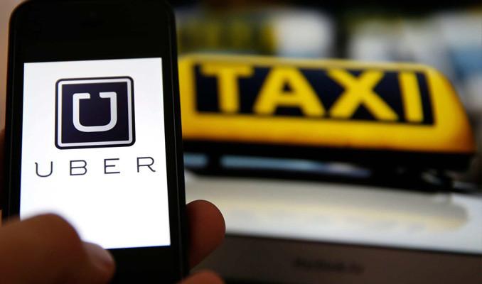 Uber'in başı taksicilerle yine belada