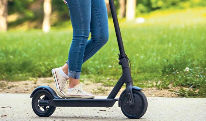 Scooter kullanımına yeni düzenleme