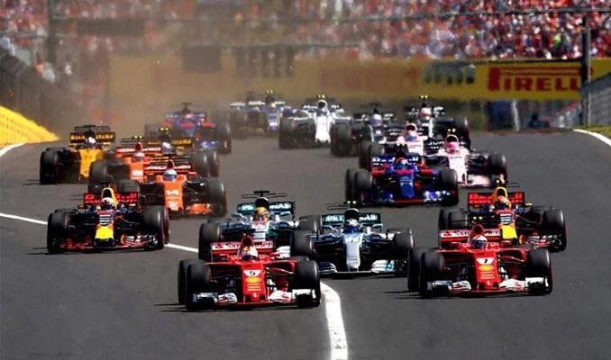Formula 1 Türkiye Grand Prix'nde sıralama belli oldu
