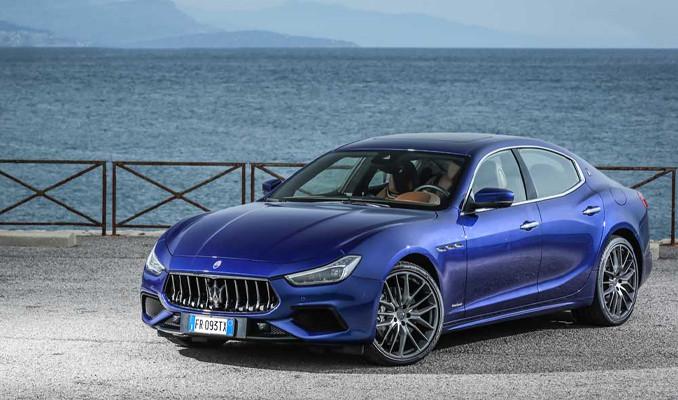 Maserati Ghibli, Best Cars 2021'in Üst Orta Sınıf kategorisinde birinci seçildi
