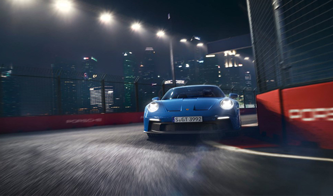 Yeni Porsche 911 GT3 tanıtıldı