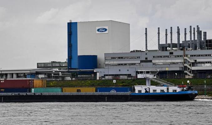 Ford'dan Almanya'ya 1 milyar dolar yatırım