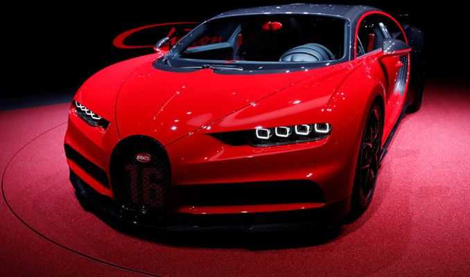 Bugatti'nin satışı için son aşamaya gelindi