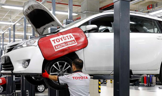 """Toyota Plaza Kar'ın """"İlkbahara Hazırlık"""" servis kampanyası"""