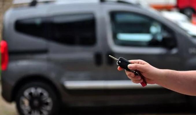 AB'de ticari araç satışları ocakta azaldı