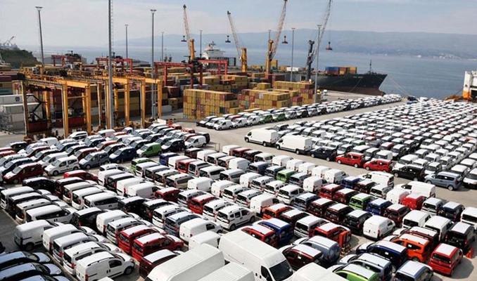 Otomobil ihracatında büyük yükseliş