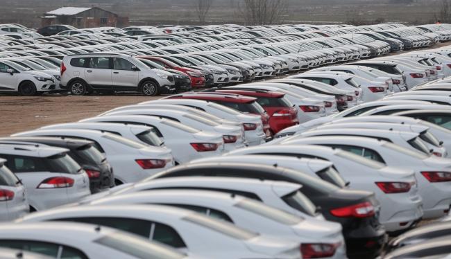 Şubat ayına trafiğe 75 bin 902 aracın kaydı yapıldı