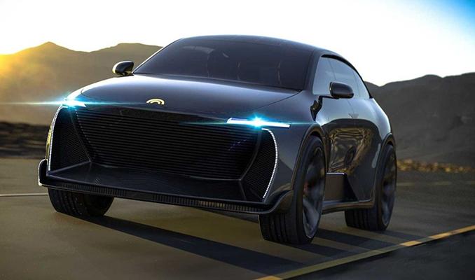 Güneş panelli elektrikli SUV tanıtıldı