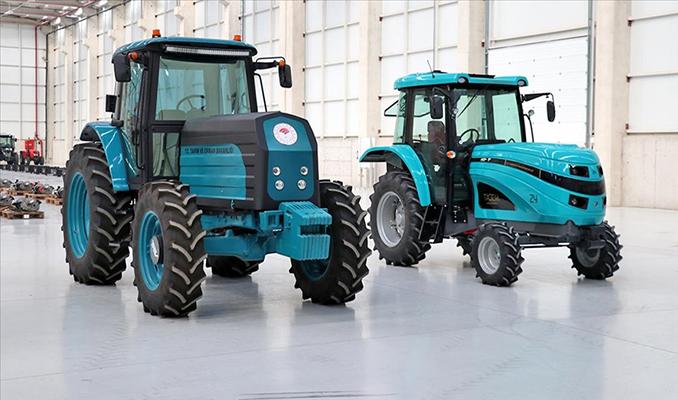 Elektrikli traktör haziranda hazır, ön siparişler alındı