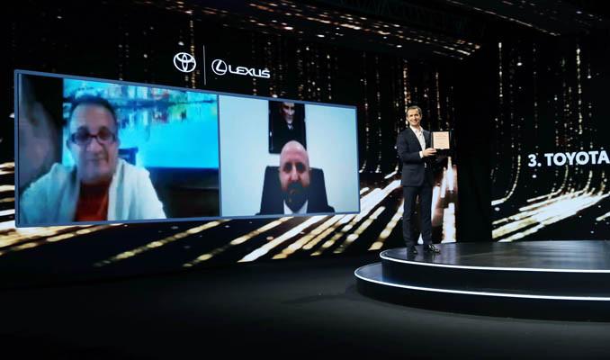 Toyota Plaza Kar, Müşteri Memnuniyeti'nde ödül aldı