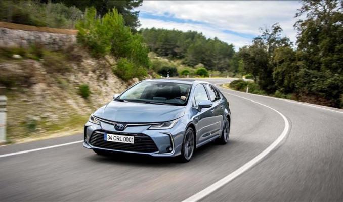 Toyota'dan küresel araç satışında rekor