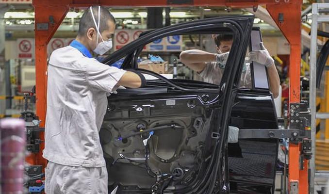 İngiltere'de araç üretimi Mart'ta artış gösterdi