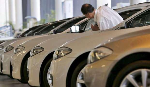 AB'de otomobil satışları nisanda hızlı yükseldi