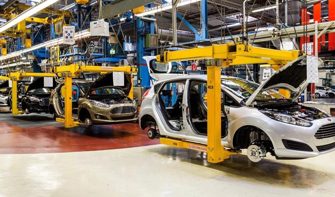Çip sorununda Ford da üretime ara veriyor