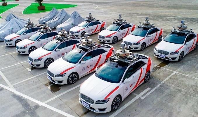 Teknoloji devinden sürücüsüz taksi atılımı