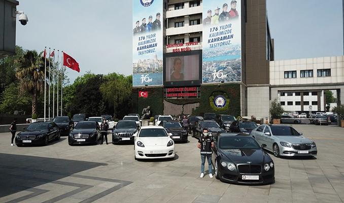 İstanbul merkezli 9 ilde otomobil kaçakçılığı operasyonu
