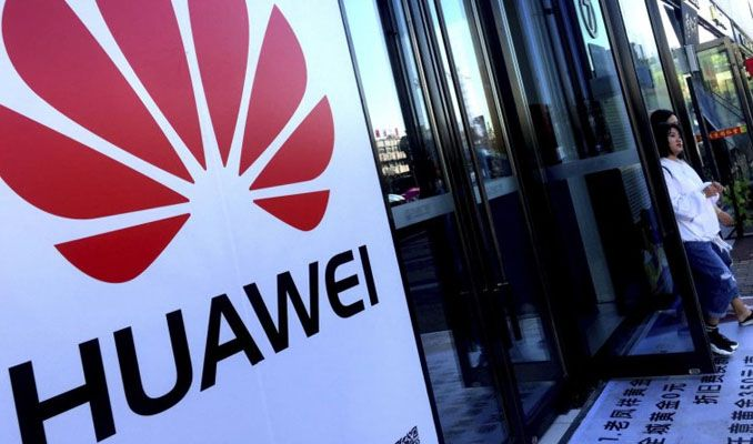 Huawei'den sürücüsüz araç hamlesi