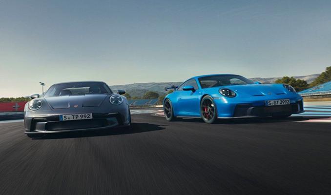 Porsche 911 GT3'ün Touring versiyonu tanıtıldı