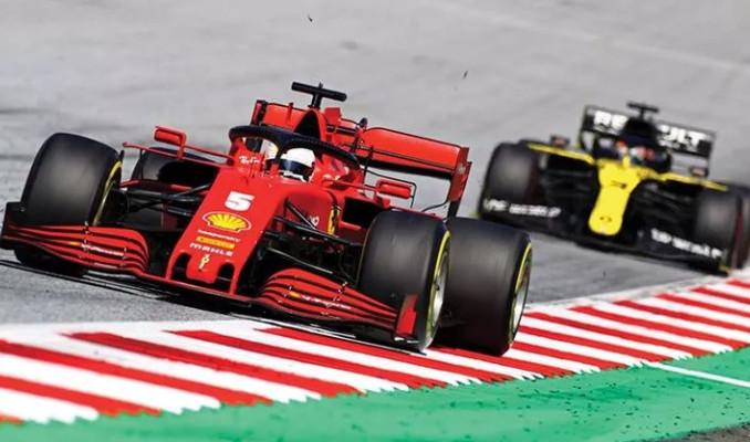 Formula 1, ekim ayında İstanbul'da