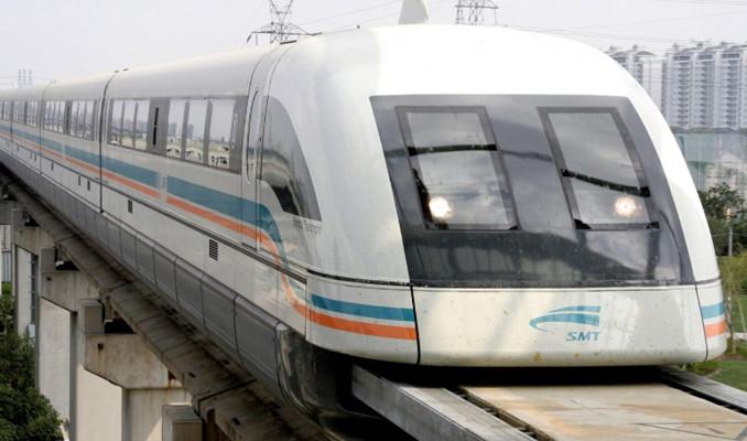 Çin'den saatte 600 kilometre hız yapabilen tren