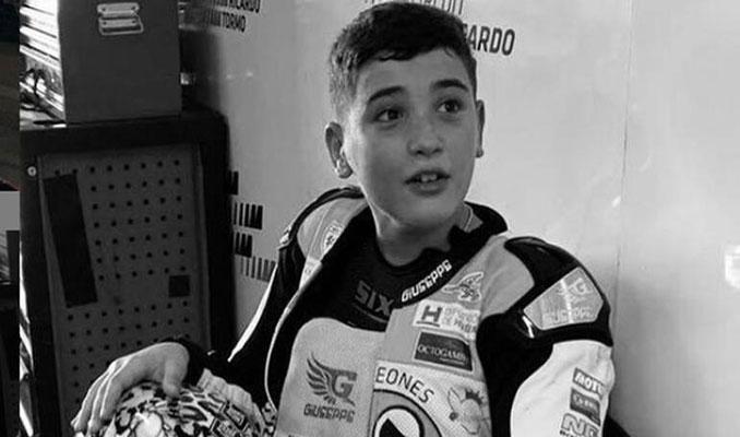 Genç motosikletçi Hugo Millan yarışta yaptığı kaza sonrası vefat etti