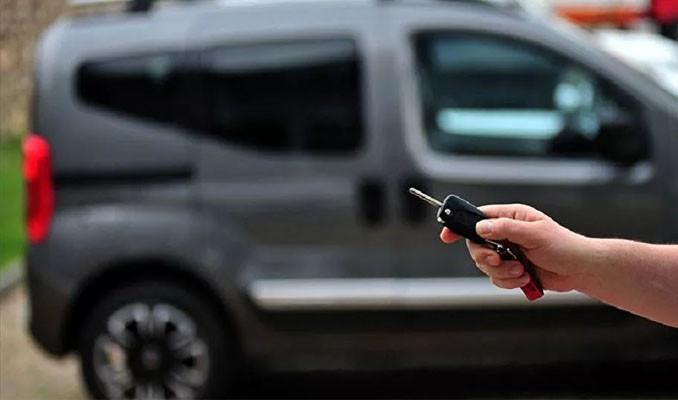 Avrupa'daki ticari araç sayısı arttı