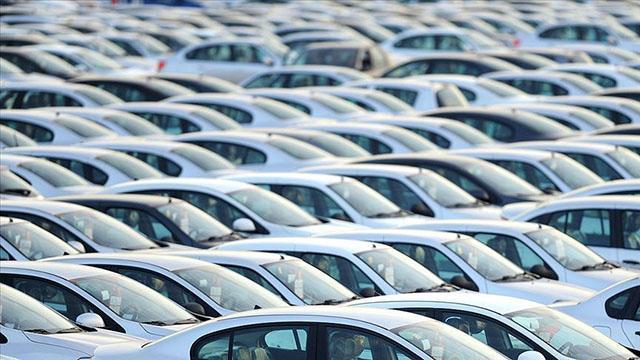 Otomotiv üretimi Temmuz'da yüzde 44,6 düştü