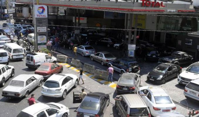 Lübnan'da akaryakıt fiyatlarına büyük zam