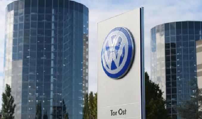 Volkswagen'den şok açıklama! Üretimi durduruyoruz!