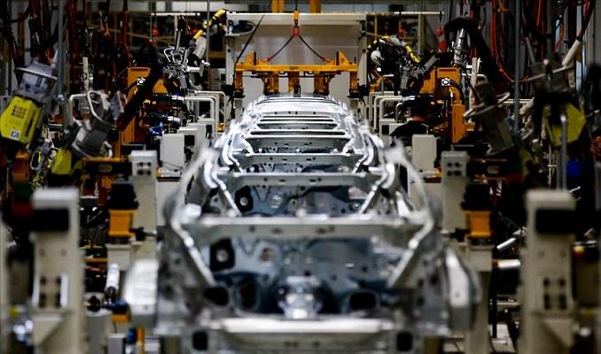 Otomotiv sanayisi Ağustos'ta 2,4 milyar dolarlık ihracat yaptı