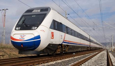 Hızlı Tren'e 200 milyon euro kredi