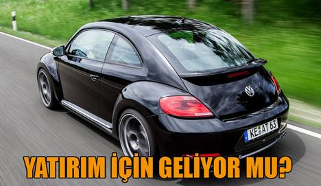 Volkswagen Türkiye'ye geliyor mu?