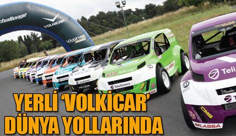 'Volkicar' uluslararası oldu