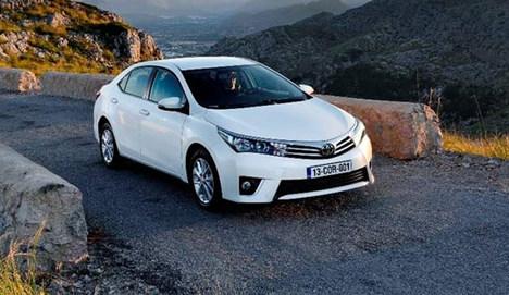 Toyota 79 bin otomobil ihraç etti