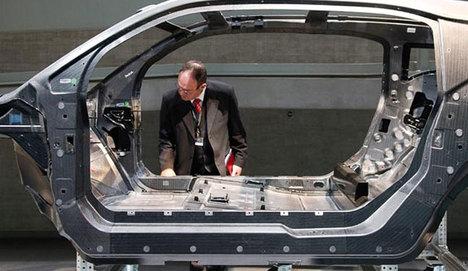 BMW'den 100 milyon euro yatırım