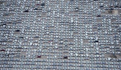 Avrupa otomobil pazarında yükseliş sürüyor