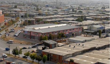 Ankara'daki açık oto pazarı taşınıyor