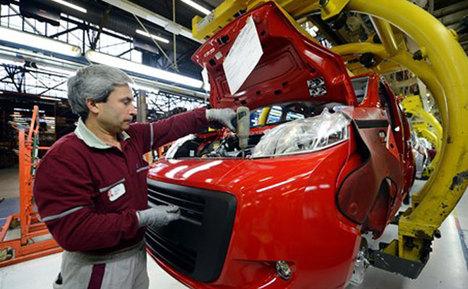 Otomotiv sanayi üretimi yüzde 6 arttı