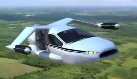Uçan araba 2 yıl içinde gerçek olacak