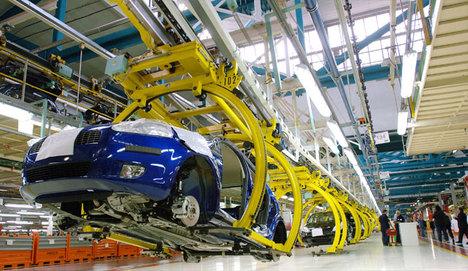 Üstünberk Holding Rusya'da fabrika açacak